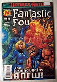 Fantastic Four Heroes Return 1